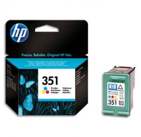 HP CARTOUCHE COULEUR 351 CB337EE 20745