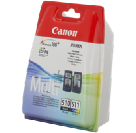 PACK CANON PG 510/CL 511