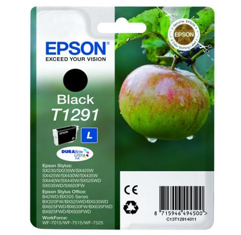 EPSON CART JET ENCRE NOIR C13T12914010