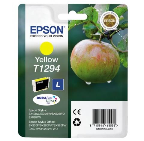 EPSON CART JET ENCRE JAUNEC13T12944010