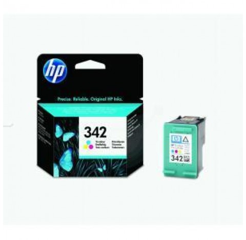 HP CART JT ENC No342 3COUL C9361EE ABF