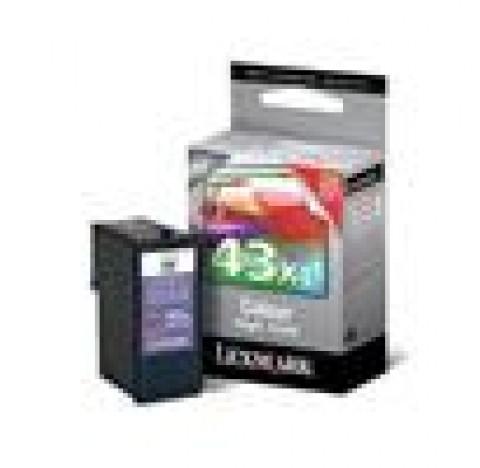 LEXMARK CART JET ENC COULEUR 018Y0143E