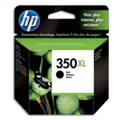 HP CARTOUCHE NOIRE 350XL CB336EE 20744