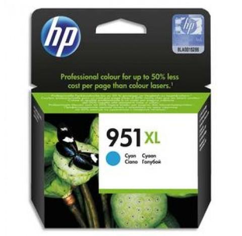 HP CART JET ENCRE CYAN 951XL CN046AE