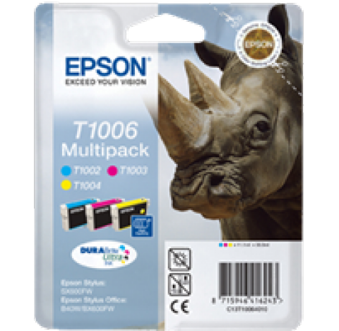 EPS MULTIPACK 3 COUL T10064010