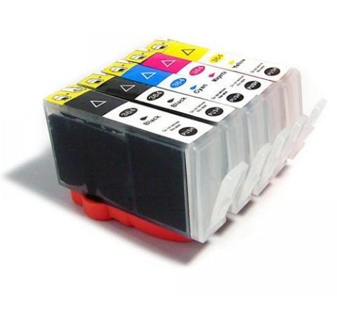 Pack générique hp 364XL N/C/M/J 19ml/11/11/11ml
